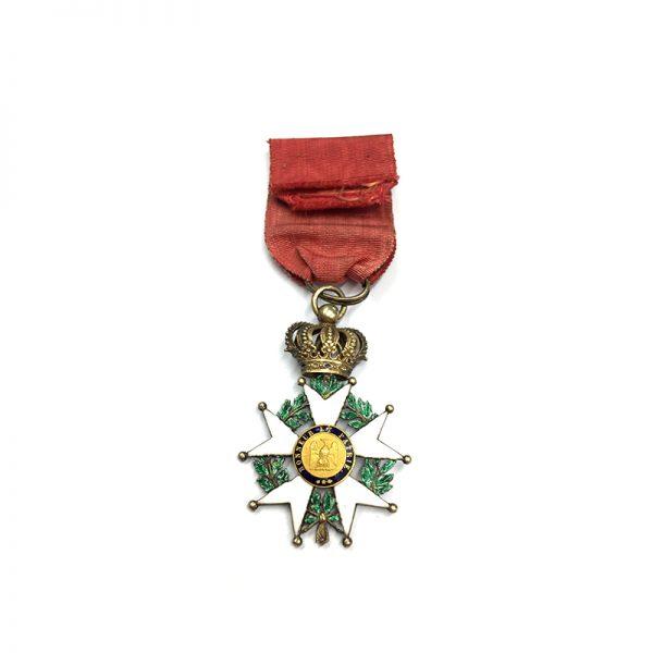 Legion D'Honneur Presidence 1851-1852 Officer 2