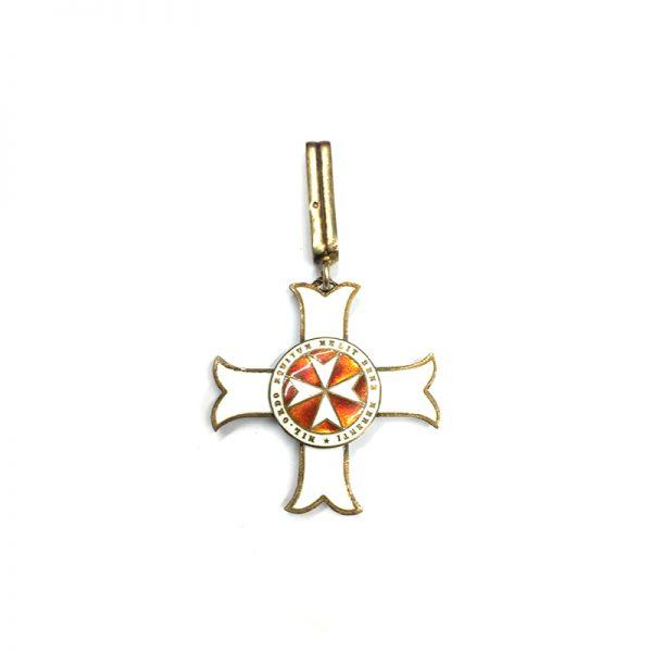 Military Order of Malta Commander 1