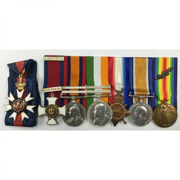 Distinguished Service Order 1