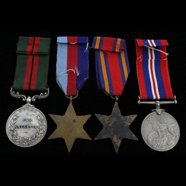 Burma Gallantry Medal 2