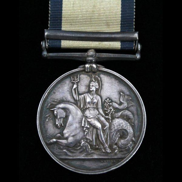 Naval General Service Medal 1794-1848 2