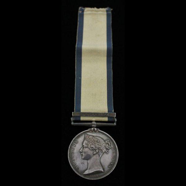 Naval General Service Medal 1794-1848 3