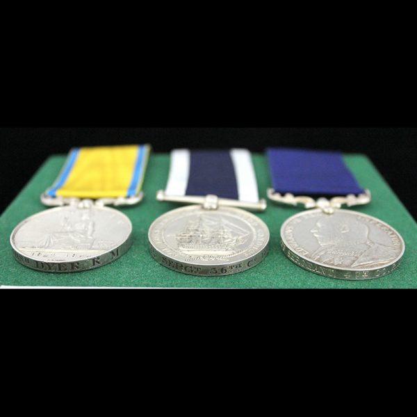Baltic Medal 1854-5 3