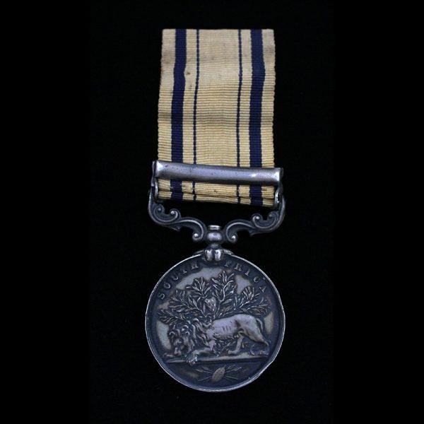 South Africa 'Zulu' Medal 1877-9 2