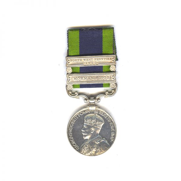India General Service Medal 1