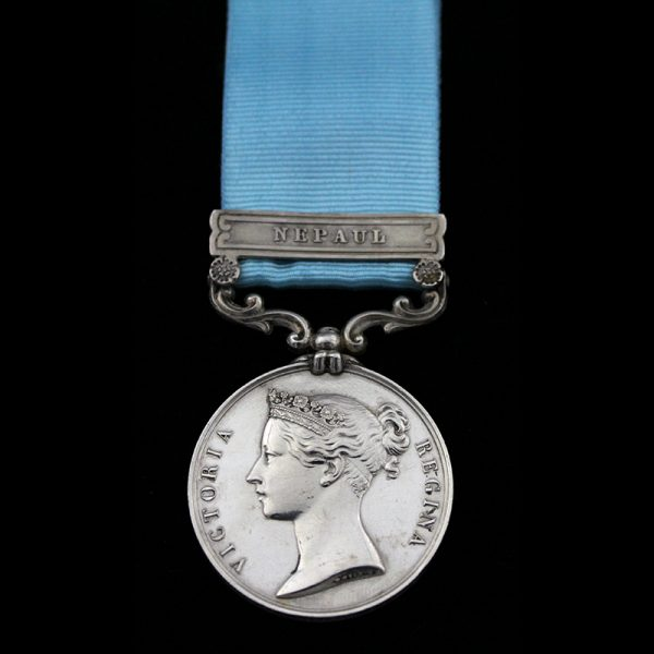 Army of India Medal 1