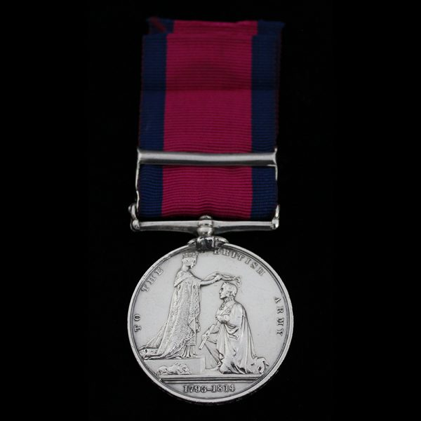 Military General Service Medal 2