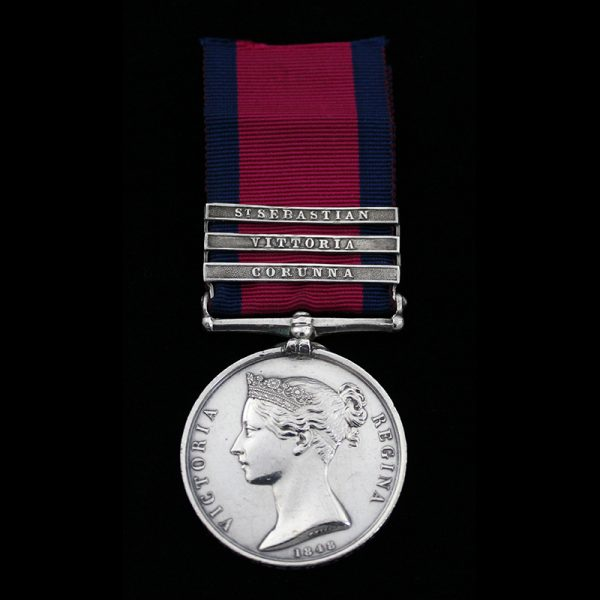 Military General Service Medal 1