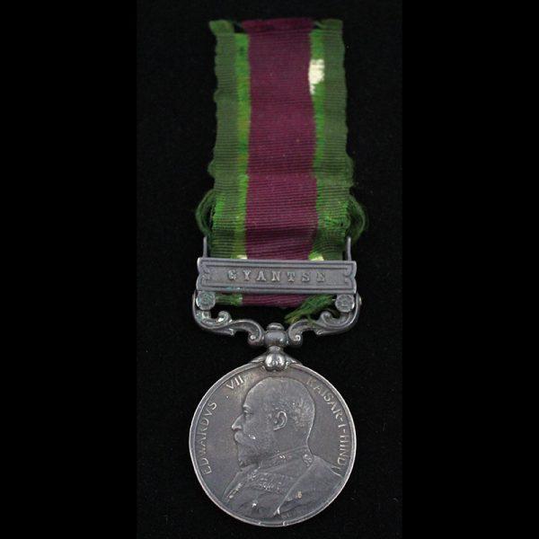 Tibet Medal 1