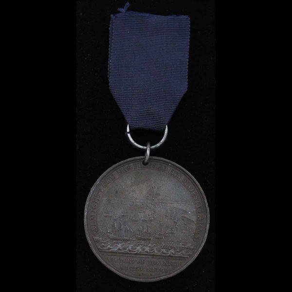 Davison's Nile Medal 1798 2