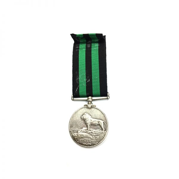Ashanti Medal, Commissioner Crorkin GCC 2
