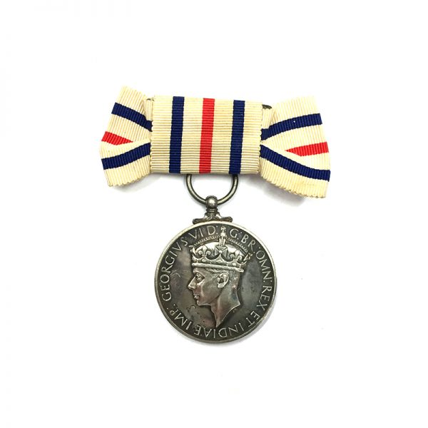 King's Medal for Service WW2 1