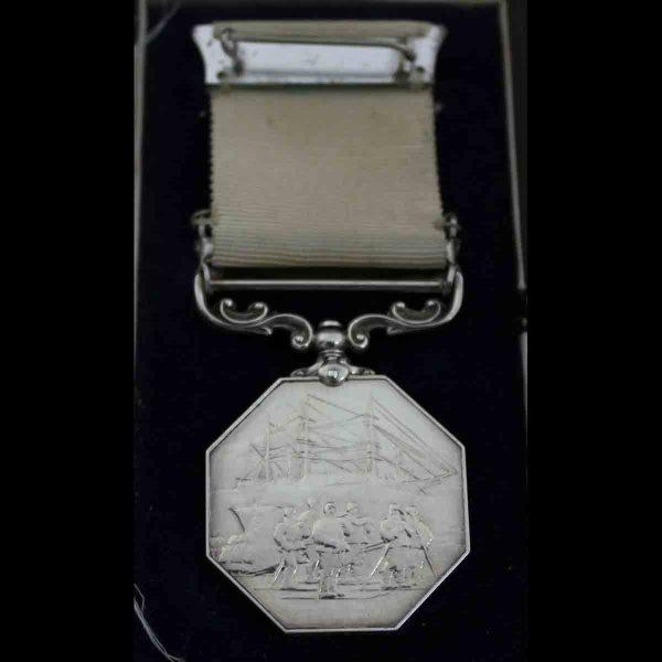 Polar Medal Antarctic 1946-47 Lt Col Base Leader 4
