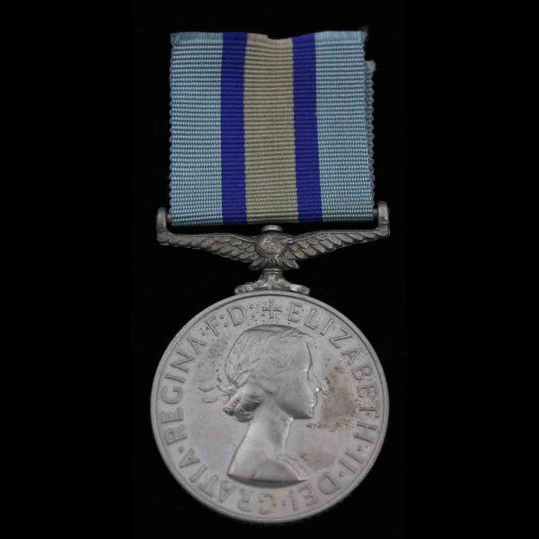 Royal Observer Corps Medal Doreen Parker 10 Group 1