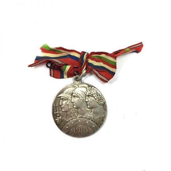 Armata Altipiani Medal 1918 1
