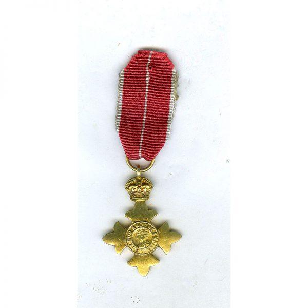 O.B.E. 2nd type military 1