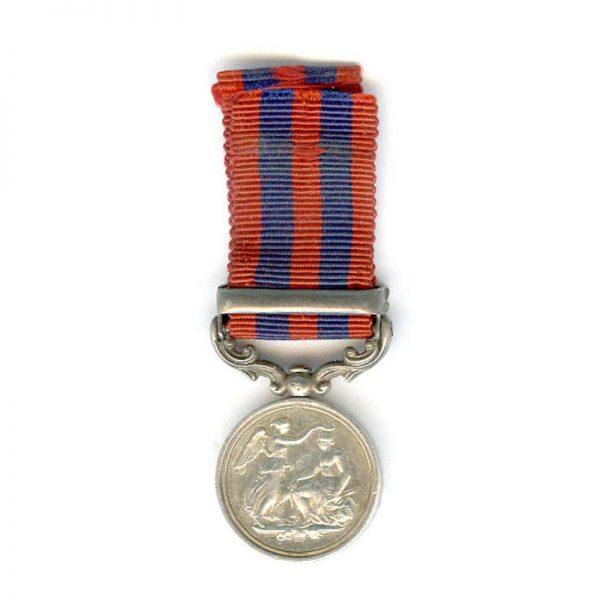 I.G.S. 1854 bar Pegu(L22373)  N.E.F. £75 2