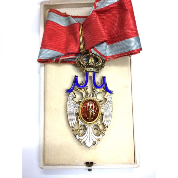 Order of The White Eagle 2