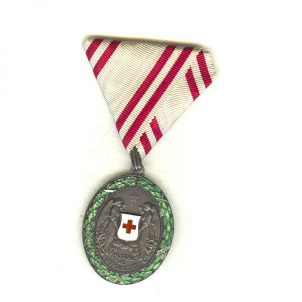 Red Cross Merit Medal 1914 1