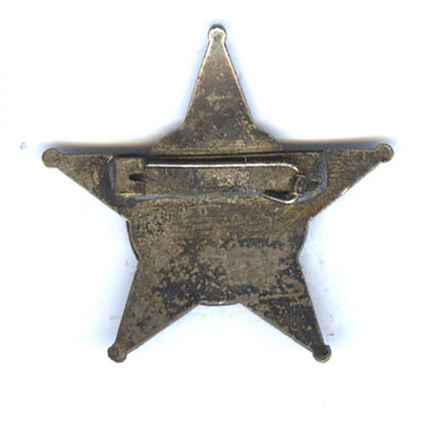 Gallipoli Star Officers by B.B.and co (L26184)  V.F. £165 2