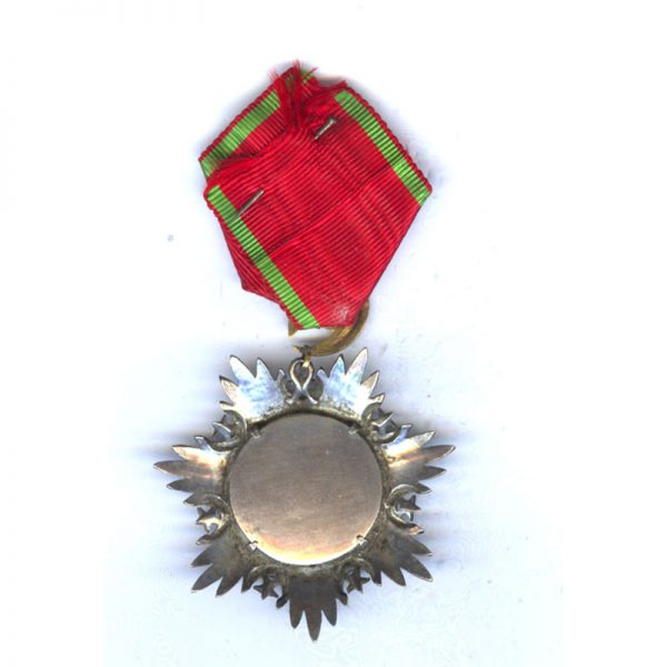 Order of the Medjidie  Commander neck badge Crimea Period with  all gold  centre 2