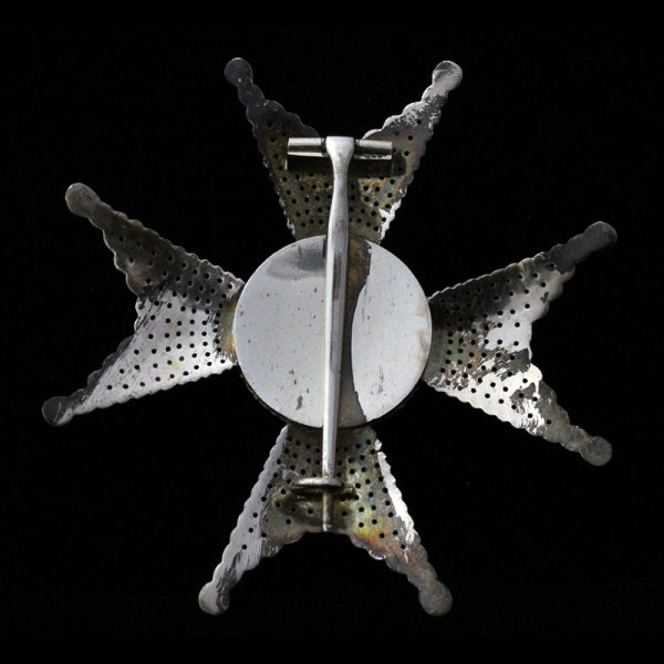 Order of the Sword Grand Officer breast star 2