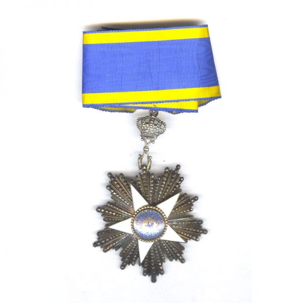 Order of the Nile 3rd Class Commander 1