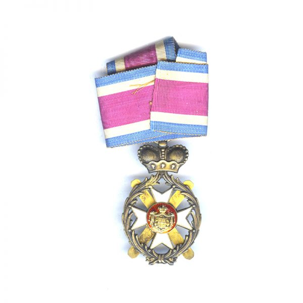 Order Takowa Commander neck badge Mihail III  superb quality 2
