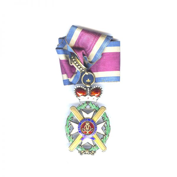 Order Takowa Commander neck badge Mihail III  superb quality 1