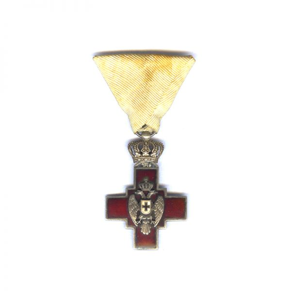 Red Cross Decoration 1876 1