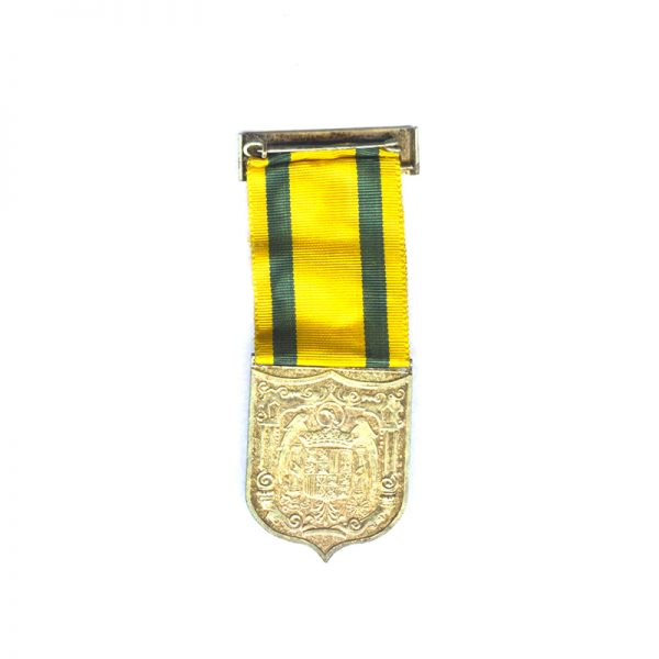 Civil War Wound Badge Franco(L28276)  G.V.F. £65 2