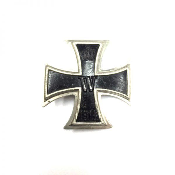 Iron Cross 1914 1st class convex shaped 1