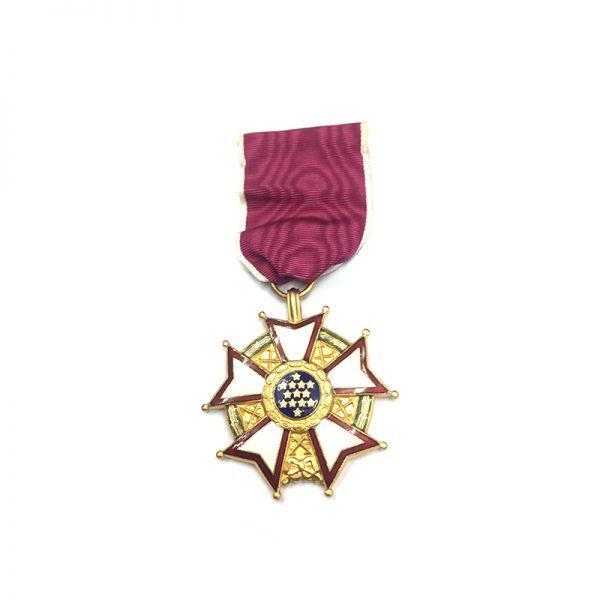 Legion of Merit  Legionnaire   WW2 issue named 1