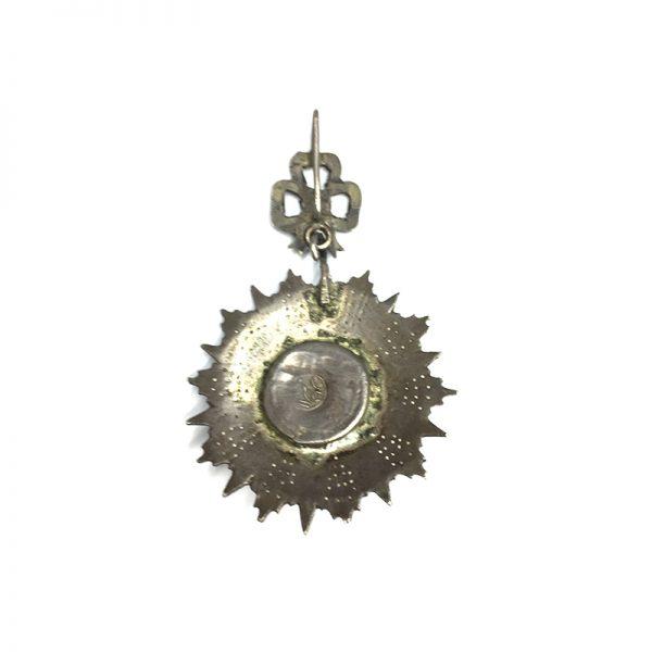 Order of Nichan Iftikhar Commander El Sadok 1859-1882 2