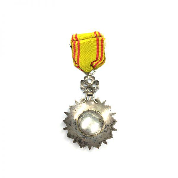 Order of Nichan Iftikhar Knight  Hadi  Bey 1902-1906 2