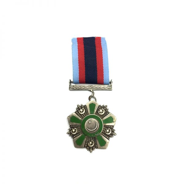Tamgha-e-Basalat (Medal of Good Conduct) 1