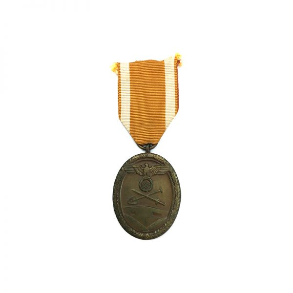 West Wall medal bronze 1