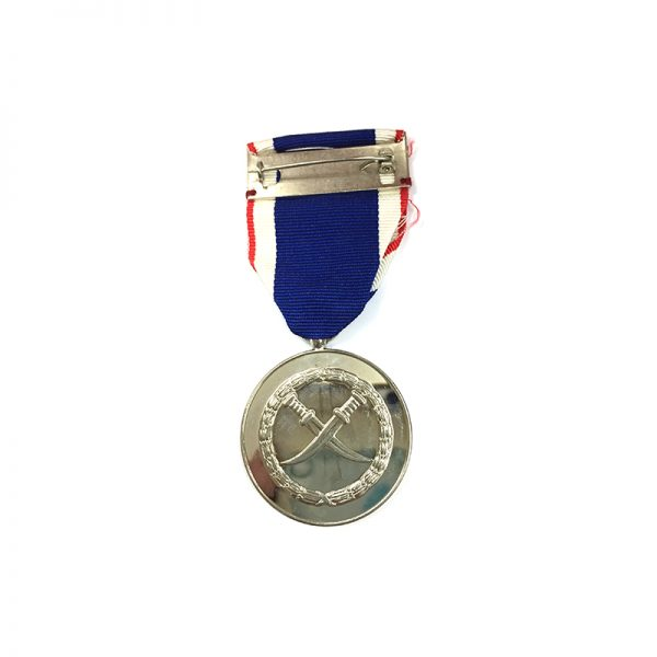 Police  Medal of Merit for Devotion to Duty silver 2
