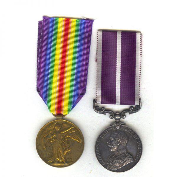 Meritorious Service Medal 1
