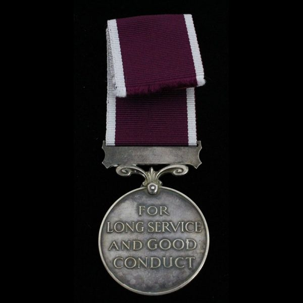 Army Long Service and Good Conduct Medal 2