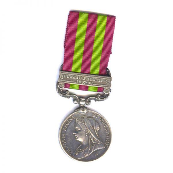 India General Service 1895 1