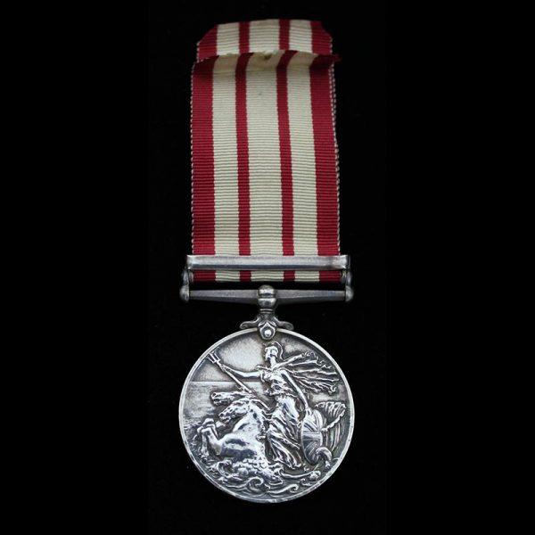 Naval General Service Medal 2
