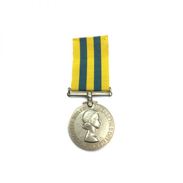 Korea Medal Royal Marines 40 CDO 1