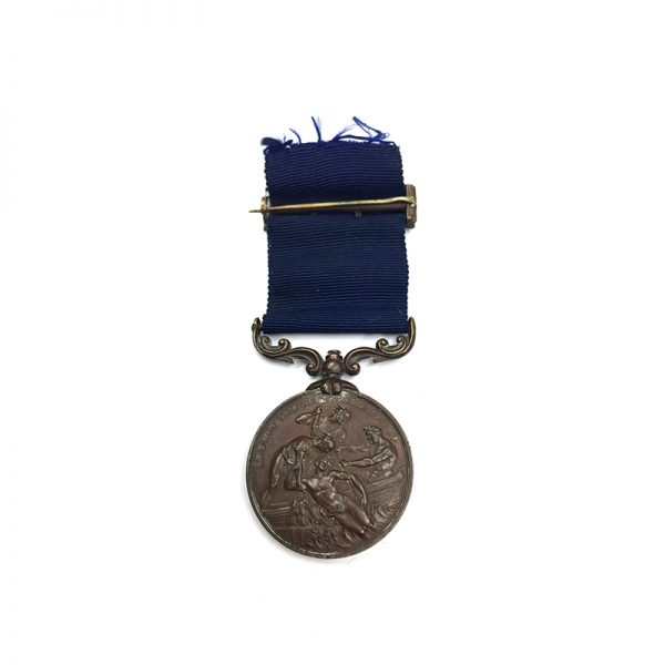 RNLI Medal George IV 2