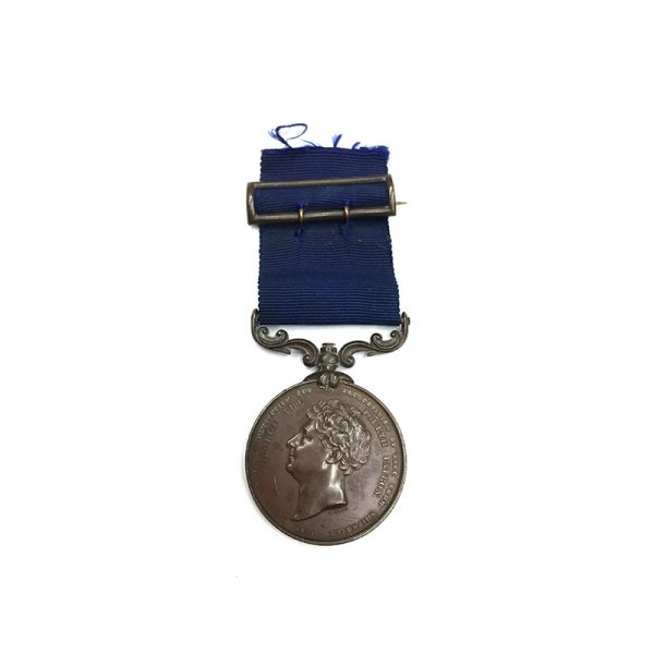 RNLI Medal George IV 1