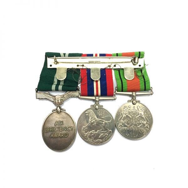 WW2 Air Efficiency Award Woman A.A.F. 2