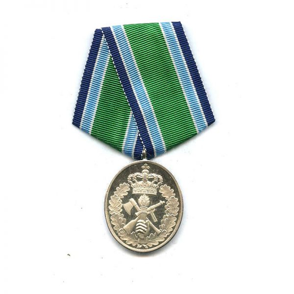 Home Guard Long Service medals 25 years medal 1