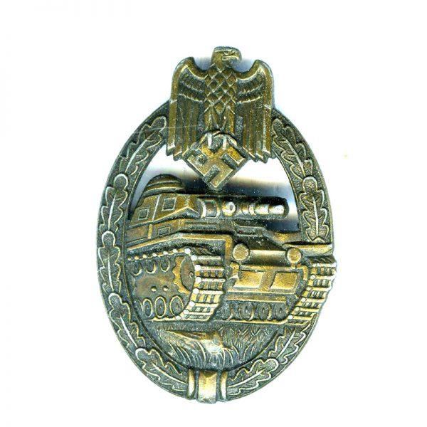 Tank Battle Badge  in bronze for the crews of assault guns ... 1