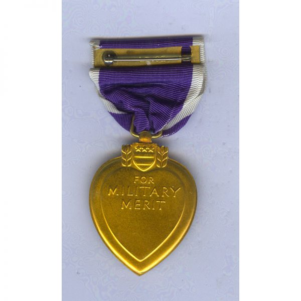 Purple Heart Vietnam and later  issue with ribbon bar and lapel bar... 2