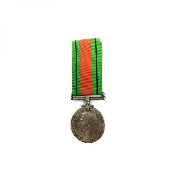 1939-45 Defence medal silver 1